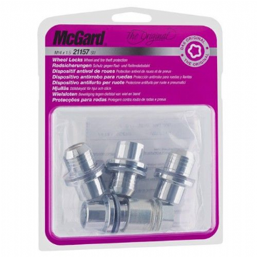 LR078545 LR043820 McGard Locking Wheel Nut Set 21157SU